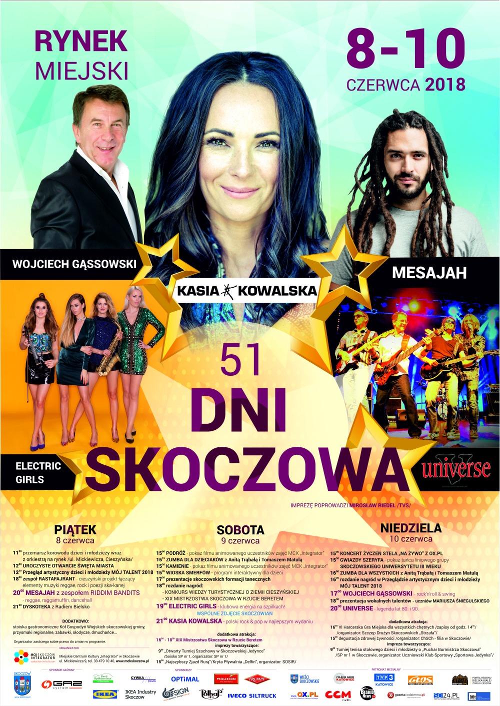 51 dni Skoczowa